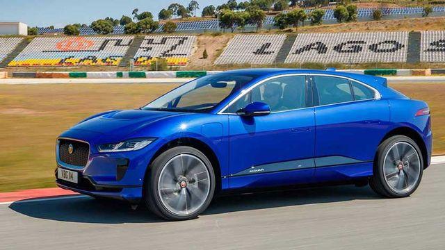 Menengok Kelebihan Jaguar I-Pace, Mobil Listrik  Pangeran Charles