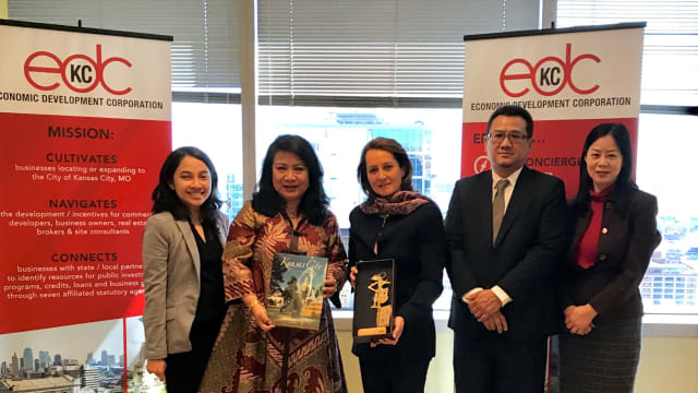 Kagum dengan Go-Jek, Kansas City Ajak Tech-preneurs Indonesia Kembangkan Usaha di AS