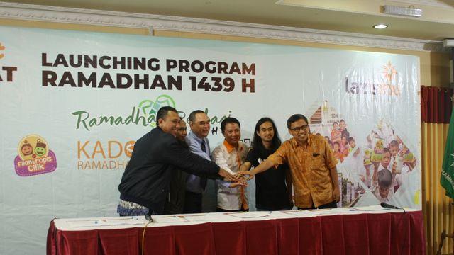 Lazismu Luncurkan Empat Program Ramadhan 1439 H