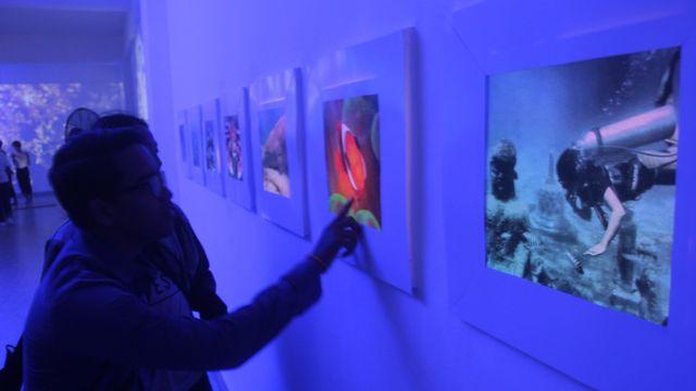 Eksotisnya Pameran Maritim Multimedia di Udayana