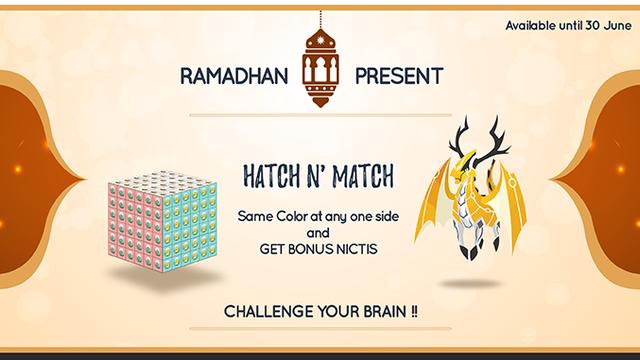 Game Hatch Market Akan Hadirkan Nictis Selama Bulan Ramadhan