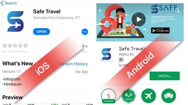 Aman Berpergian ke Luar Negeri dengan Safe Travel