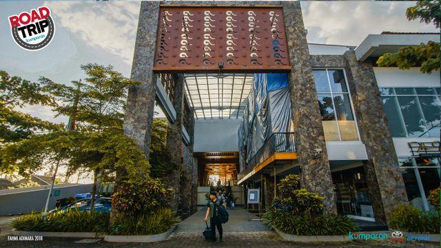 Menikmati Syahdunya Hotel Tempat Istirahat Peserta ROAD TRIP Kumparan
