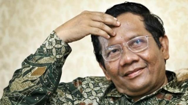Cerita Lain Gagalnya Mahfud MD Jadi Cawapres Jokowi
