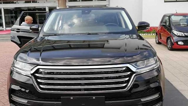Range Rover Sport Palsu Dibaderol Cuma Rp369 juta