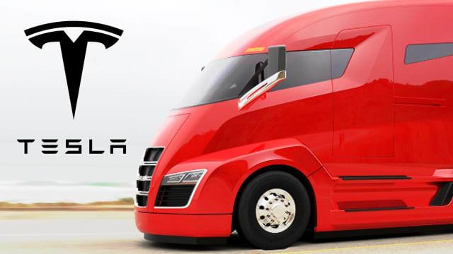 Tesla Resmi Perkenalkan Truk Otonom Listriknya, Bernama Semi