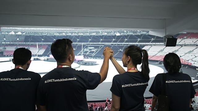 Asian Games 2018: LOKET Hadirkan Solusi Pertiketan Pengunjung
