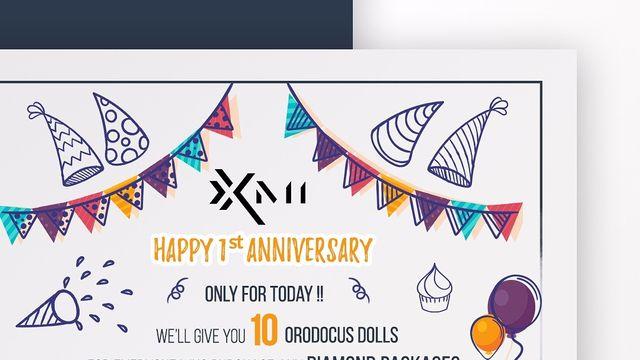 Merayakan Anniversary, Hatch  Market Bagi – Bagi Boneka Gratis