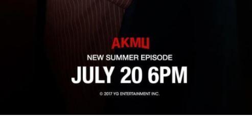 AKMU Rilis Teaser Ala Poster Film Horror!
