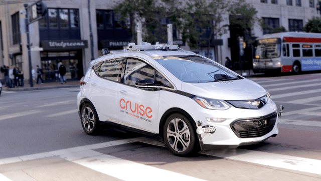 Teknologi Self Driving Car