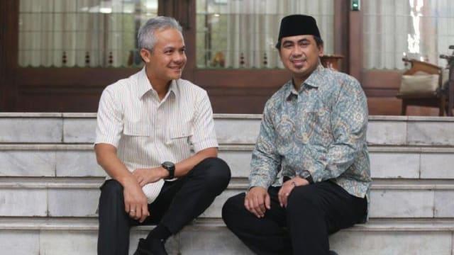 Ganjar Pranowo Semakin Jauh Meninggalkan Sudirman Said