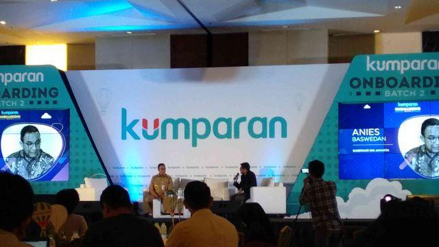 Membangun Jakarta bersama Anies Baswedan