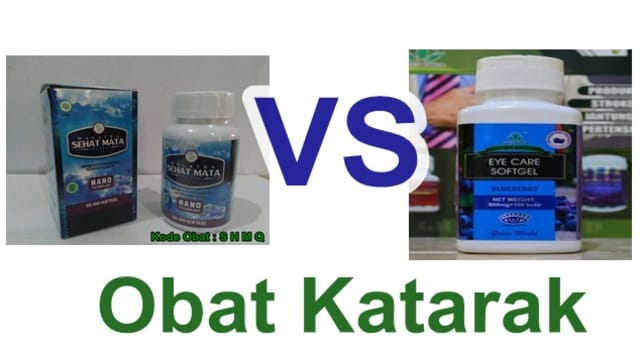 Obat Katarak Walatra Sehat Mata VS Eye Care Softgel