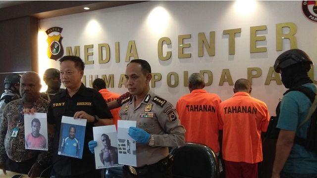 Pemasok Amunisi Kelompok Bersenjata di Papua Terbongkar