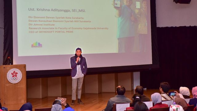 Oorth Menjawab Tantangan WNI di Hong Kong