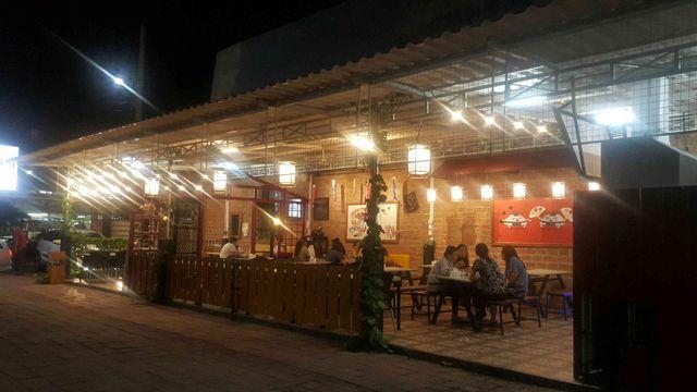 Cafe ala Jepang di Surabaya (cafe SHINOBI)