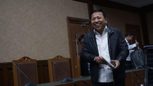 Setya Novanto Tak Hadir Jadi Saksi Sidang Fayakhun