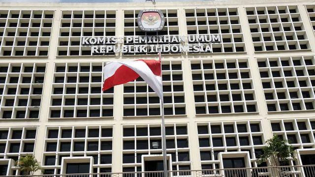 KPU Sumbar Umumkan DCS Anggota DPD RI