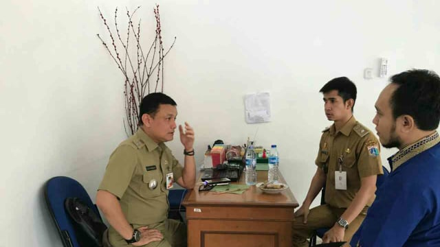 Festival Jalan Z Jati Pulo Dukung Festival Olahraga Sepanjang Tahun Kecamatan Palmerah