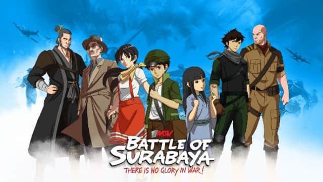 Battle of Surabaya Menang Best Animation di Amsterdam Film Festival