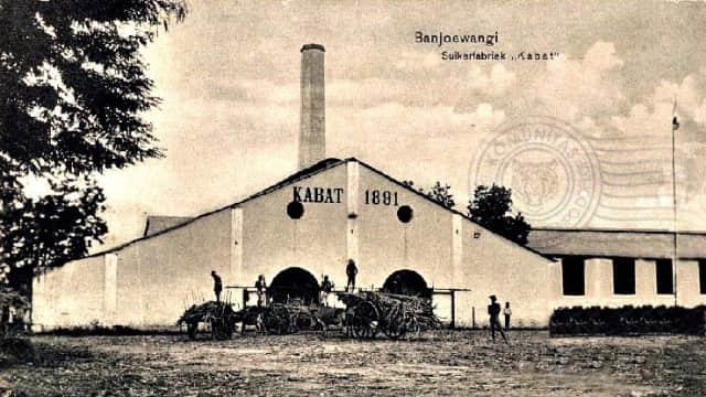 Pabrik Gula Kabat yang Pertama Berdiri di Banyuwangi Pada 1891