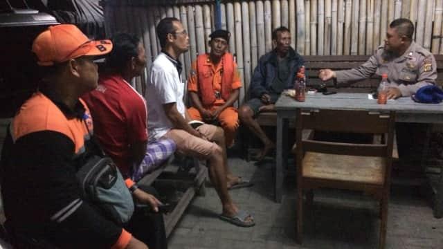 Nelayan di Klungkung Ini  Terseret Arus  Tapi Selamat Berkat Handphone