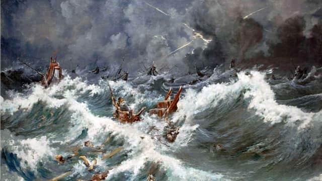 Kamikaze, 'Angin Ilahi' yang Menghancurkan Armada Laut Mongolia