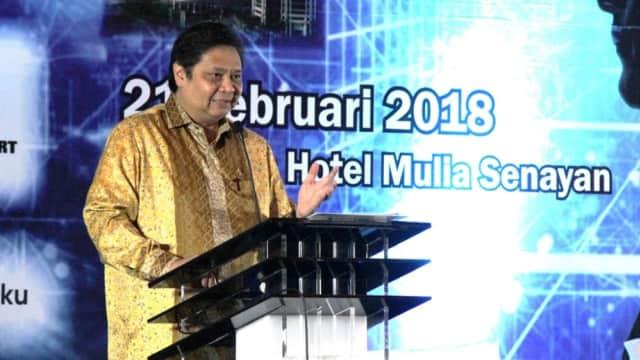 Airlangga Hartarto klaim Indonesia sudah siap mengarah ke industri digital
