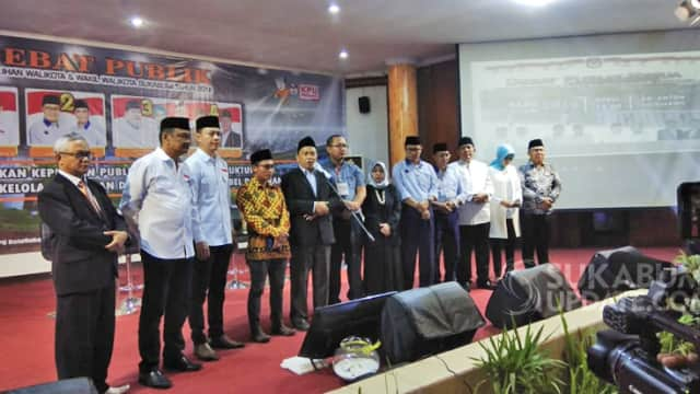 Debat Publik Batal, PB Himasi Tuntut Ketua KPU Kota Sukabumi untuk Mundur