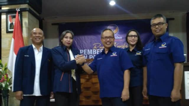 Usai Pilkada, Kader Demokrat  Pindah ke Nasdem Bali