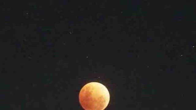 Gerhana Bulan dari Cibubur