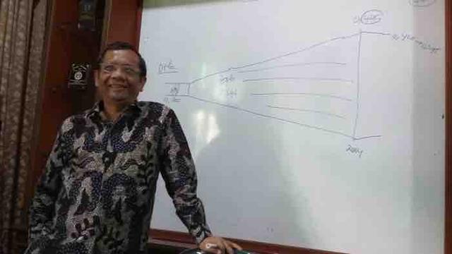 Mahfud MD Ikut Sesalkan Aksi Paspamres Cegat Anies