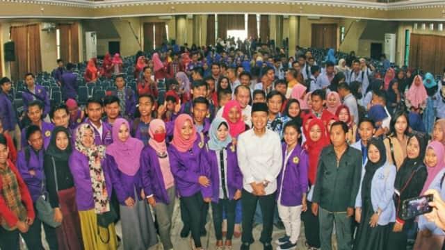 Ini 3 Program Yudha P. Mahyuddin Akan Merubah Wajah Sumsel