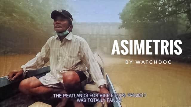 Asimetris, Film Dokumenter Biasa Saja