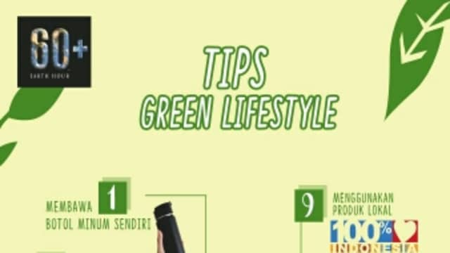 TIPS GREEN LIFESTYLE