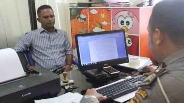 Anggota DPRD Jimy Sitanala, Tersangka Tabrakan Maut Resmi Ditahan