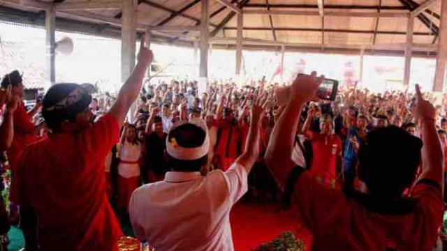 Jelajahi Bangli,  Wayan Koster Janji Majukan Pertanian