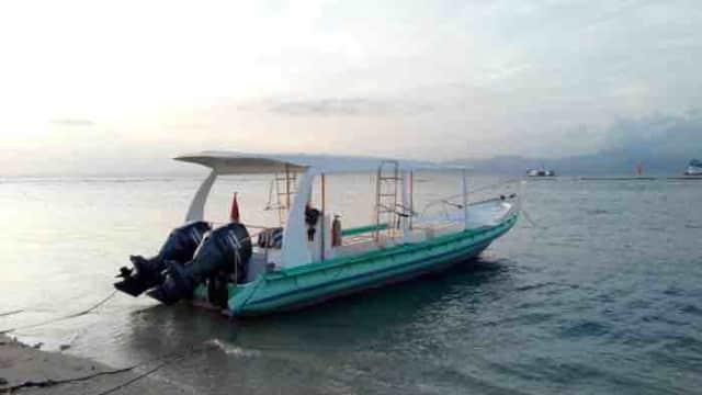 Ditabrak Boat, Warga Austria Tewas di Nusa Penida