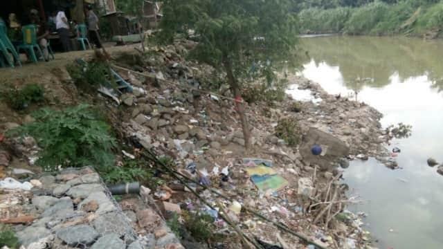 Warga Pertanyakan Proyek 'Bronjong Ompong' Penaggulangan Banjir DAS Taliwang
