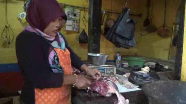 Jelang Ramadan, Harga Daging Sapi di Brebes Naik jadi Rp 120 ribu/kg