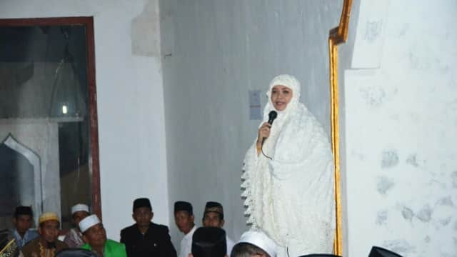 Safari Ramadan Bupati Bima ke Kecamatan Donggo, ini pesannya..?