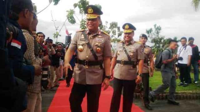 Polri: Kalimantan Selatan Aman dari Gangguan Teror