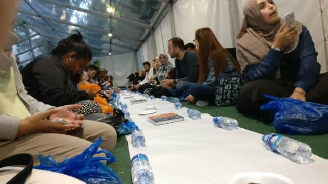 Menemukan Ramadan di London