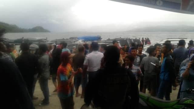 Penumpang Kapal Tenggelam di Danau Toba Ditemukan, 1 Meninggal dan 18 Selamat