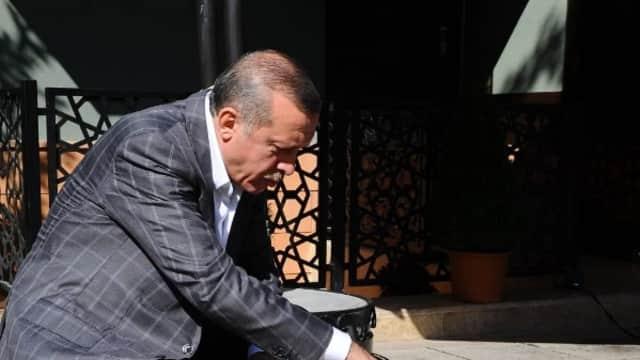 Erdogan Kampanye Simpatik Gunakan Anjingnya Sementara Pendukungnya di Indonesia Masih Sibuk dengan Isu SARA