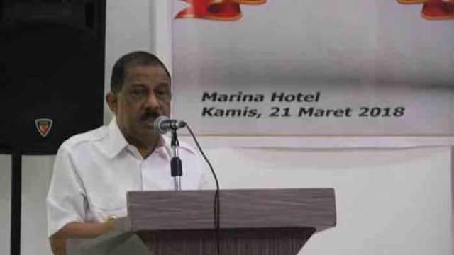 Wali Kota Ambon Dilaporkan Polisi karena Pecat Pejabat Pemkot