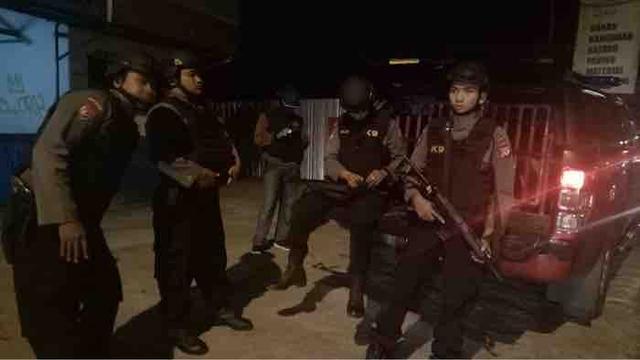 Polisi Amankan Seorang Pemilik Rumah Makan di Condongcatur yang Diduga Teroris