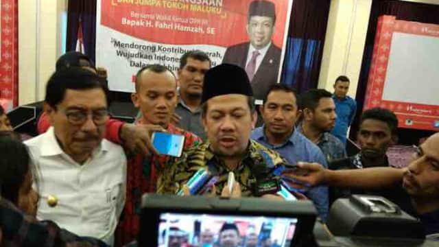 Fahri Hamzah Kritik Kebijakan Menteri Susi