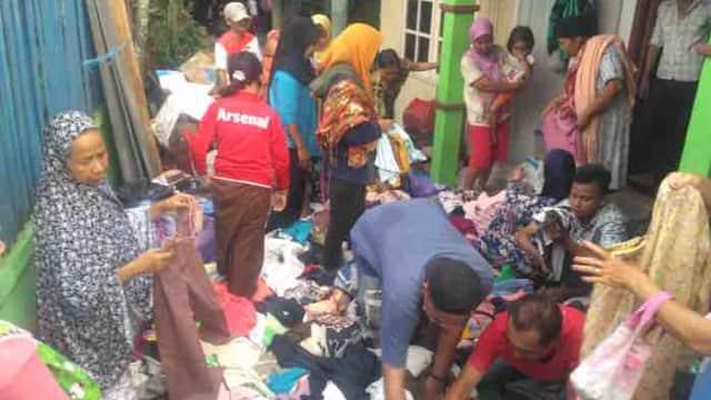 Cerita Miris Korban Kebakaran yang Hanguskan 8 Rumah