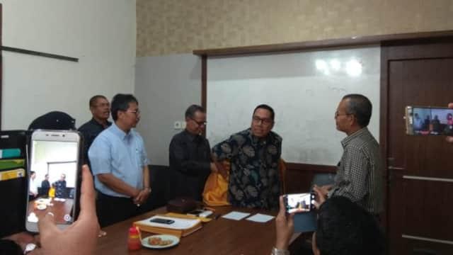 Dualisme Partai Hanura, 10 Kursi DPRD di Sumatera Barat Butuh PAW
